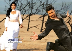 Nara Rohit and Regina Cassandra from Shankara Movie