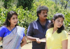 Navya Nair and Ravichandran in Drishya