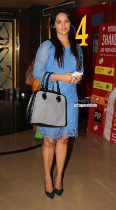 Neetu Chandra at Yeh Hai Bakrapur film premiere