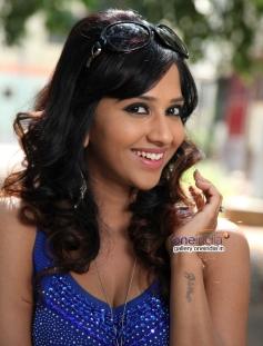 Neha Patil in Kannada Movie Cigarette