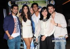 Neil Nitin Mukesh attends Purani Jeans special screening