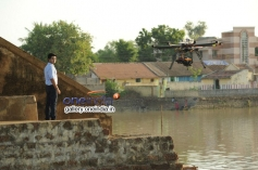 Nikhil images from Karthikeya Movie