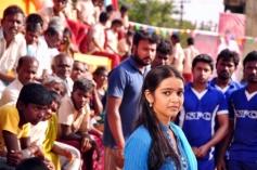 Nithya Shetty pic from Aivarattam
