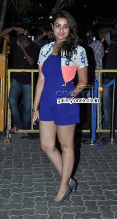 Parineeti Chopra  at Karan Johar Birthday Bash 2014