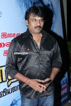 Perarasu at Porkalathil Oru Poo Movie Audio Launch