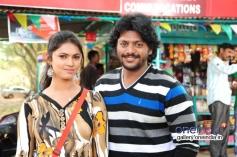 Poojasri and Guru in Kannada Movie Paipoti
