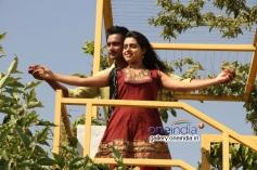 Praju Poovaiah and Srikanth in Kannada Movie Paataragithi