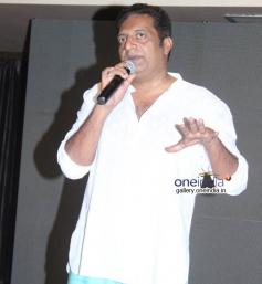 Prakash Raj at Oggarane Film Press Meet