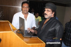 Prakash Raj, Ravichandran at Oggarane Film Press Meet