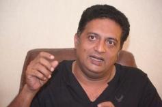 Prakash Raj Press Meet Pictures