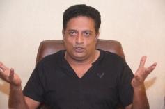 Prakash Raj Press Meet Stills