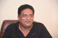 Prakash Raj Press Meet Pics