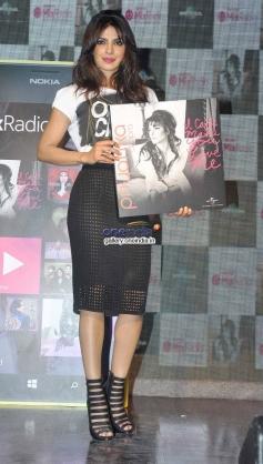 Priyanka Chopra launch her album I Can't Make You Love Me