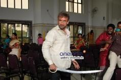 Rahul Dev in Vasanth in Kannada Movie Hara