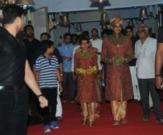 Raja Ravindra Daughter Wedding Photos