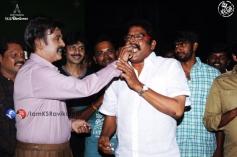 Rajinikanth at KS Ravikumar Birthday Celebration