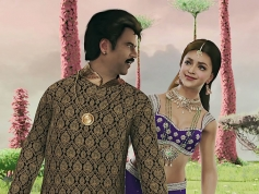 Rajinikanth Romances Deepika Padukone