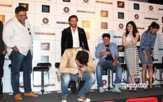 Ram Kapoor, Riteish Deshmukh, Saif Ali Khan, Sajid Khan, Tamanna Bhatia and Esha Gupta