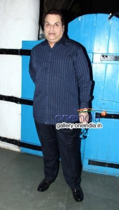 Ramesh Taurani at Heropanti Success Bash