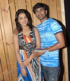 Ranjan Shetty and Roopa Nataraj at Miss Mallige Film Audio Release