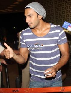 Ranvir Singh Leaves to Cannes 2014