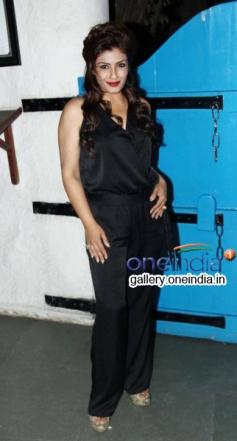 Raveena Tondon at Heropanti Success Bash