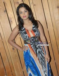 Roopa Nataraj at Miss Mallige Film Audio Release