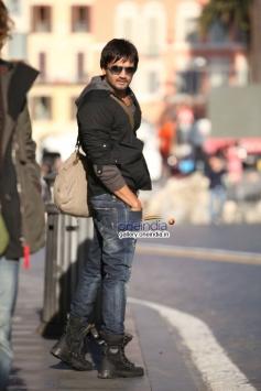 Sai Ram Shanker still from Romeo