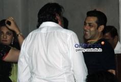 Salman Khan at Heropanti success Bash