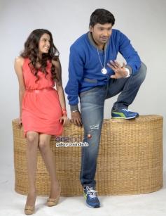 Sangeetha Bhat and Pawan Wadeyar in Preethi Geethi Ityaadi