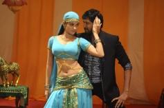 Sanjay and Sanyathara in Meimaranthen Movie