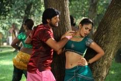 Sanyathara & Sanjay in Meimaranthen Movie