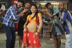 Sanyathara in Meimaranthen Movie