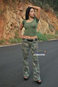 Sarmistha pic from Jabaali Movie