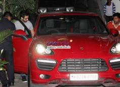 Shahid Kapoor Snapped at Hakkasan