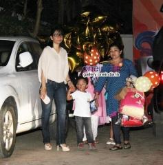 Shilpa Shetty & Raj Kundra Son's Vivan Raj 2nd Birthday Celebration Party