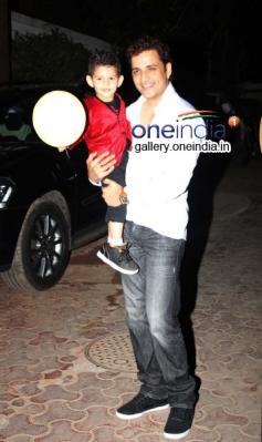 Bollywood Actress Shilpa Shetty Son Vivan Raj 2nd Birthday Function