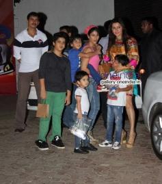Bollywood Actress Shilpa Shetty Son Vivan Raj 2nd Birthday Celebration