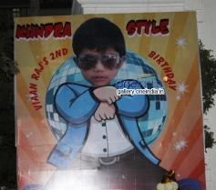 Shilpa Shetty Son Vivan Raj 2nd Birthday Celebration