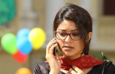 Sneha still from Un Samayal Arayil Movie