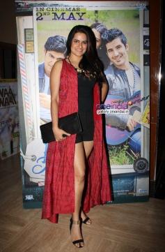 Sona Mohapatra at Purani Jeans film screening