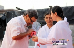 Subhash Ghai honoured at Brahma kumaris decennial celebration
