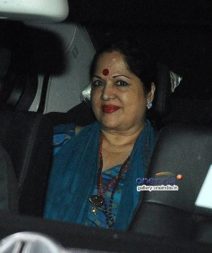 Sunanda Shetty at Tiger Sharoff's Heropanti Premiere Show