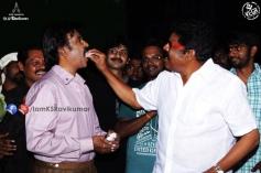 Super Star Rajinikanth at KS Ravikumar Birthday Celebration