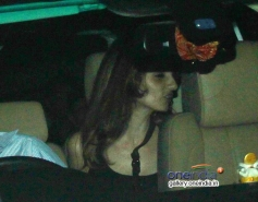 Sussanne snapped at resturant in Bandra