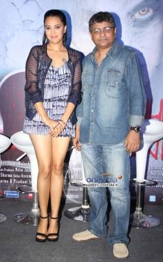 Swara Bhaskar  and Debaloy Dey at Machhli Jal Ki Raani Hai Trailor Launch and Press Conference
