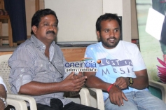 Tabla Nani at Edwin's Chitti Film Launch Press Meet