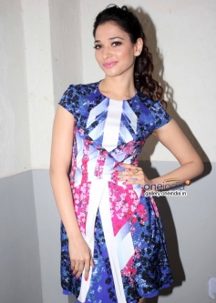 Tamannaah Bhatia at Humshakals Promotion in Zee TV's DID Little Master Season 3
