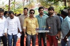 Tamil Movie Irayaan Launch