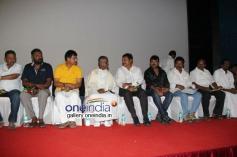 Tamil Movie Porkalathil Oru Poo Audio Launch Images